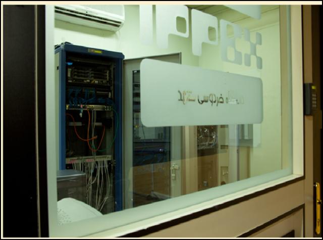 آزمایشگاه تجهیزات IP-PBX آزمایشگاه های شبکه و مدیریت