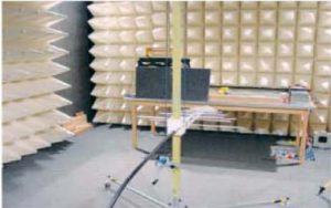 EMC Lab for 1m Measuring Distance - AUTOMOTIVE-CHC