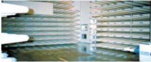 EMC Lab for 10m Measuring Distance -EMC test facility WTD 81