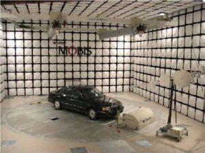 EMC Lab for 10m Measuring Distance - HYUNDAI MOBIS